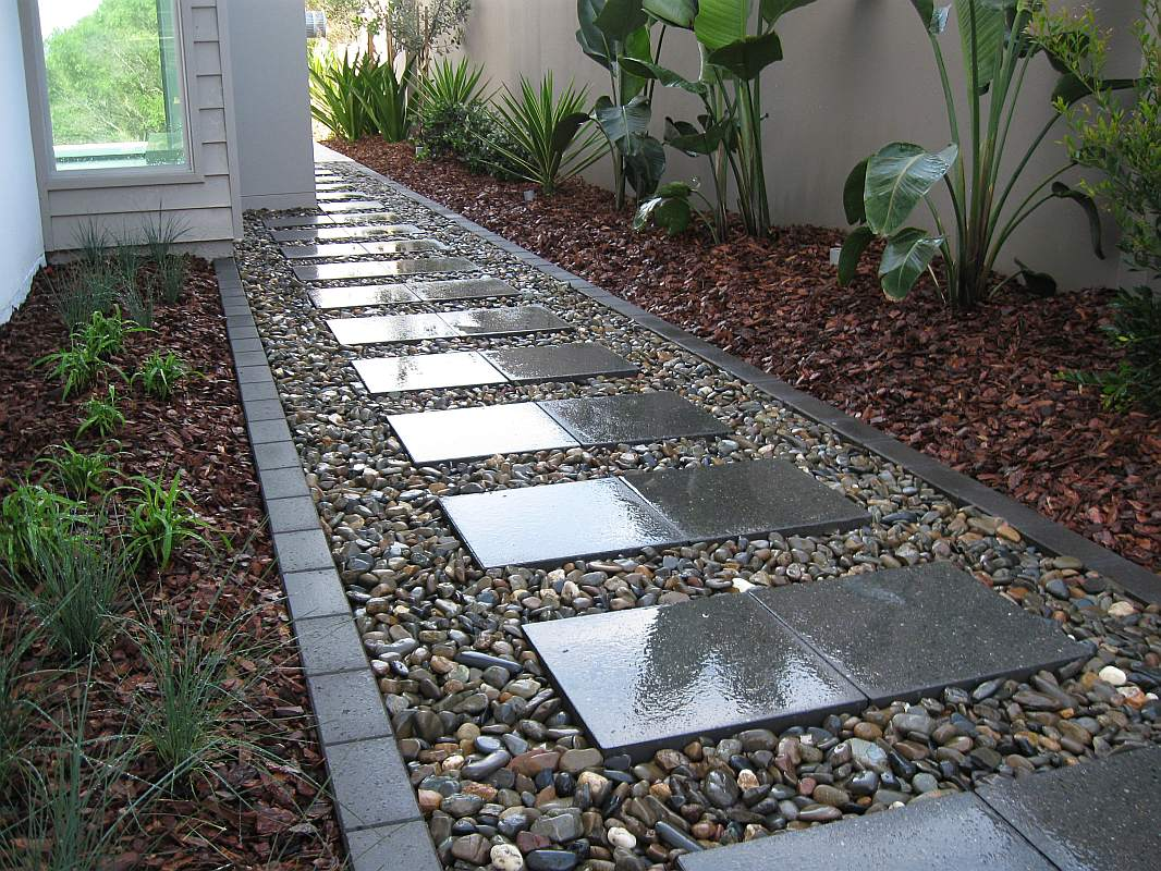 Landscaping design and construction by bizscapes for Landscape design brisbane